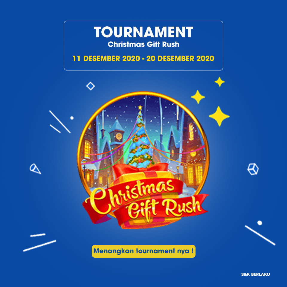 Christmas Gift Rush Tournament
